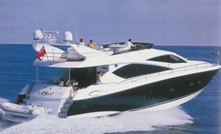 Yacht charter Croatia on board Sunseeker Yacht 75 latest addition to ...