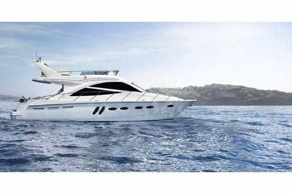 Motor Yacht Sealine T 50 for Charter By AIBSAILING..Yacht charter Croatia.