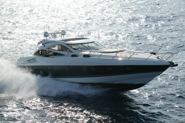 Motor yacht Sunseeker Predator 68 for charter by AIBSAILING