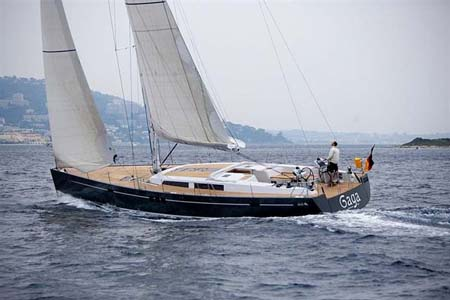 Sailing yacht Hanse 630 in Croatia for charter by AIBSAILING